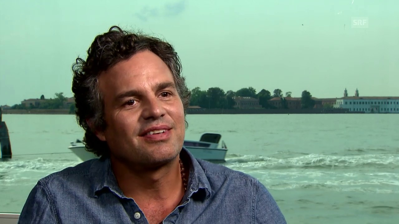 Interview mit Stanley Tucci und Mark Ruffalo