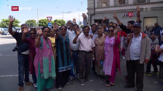 Video ««Europa in sieben Tagen» – Der Erfolg der Pauschalreisen» abspielen