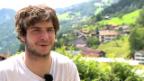 Video «Robin Gansner – Naturbursche» abspielen