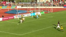 Video «Fussball: Old Boys - Basel» abspielen