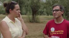 Video «Antonio Napoli über Einschüchterungsmethoden der Mafia» abspielen