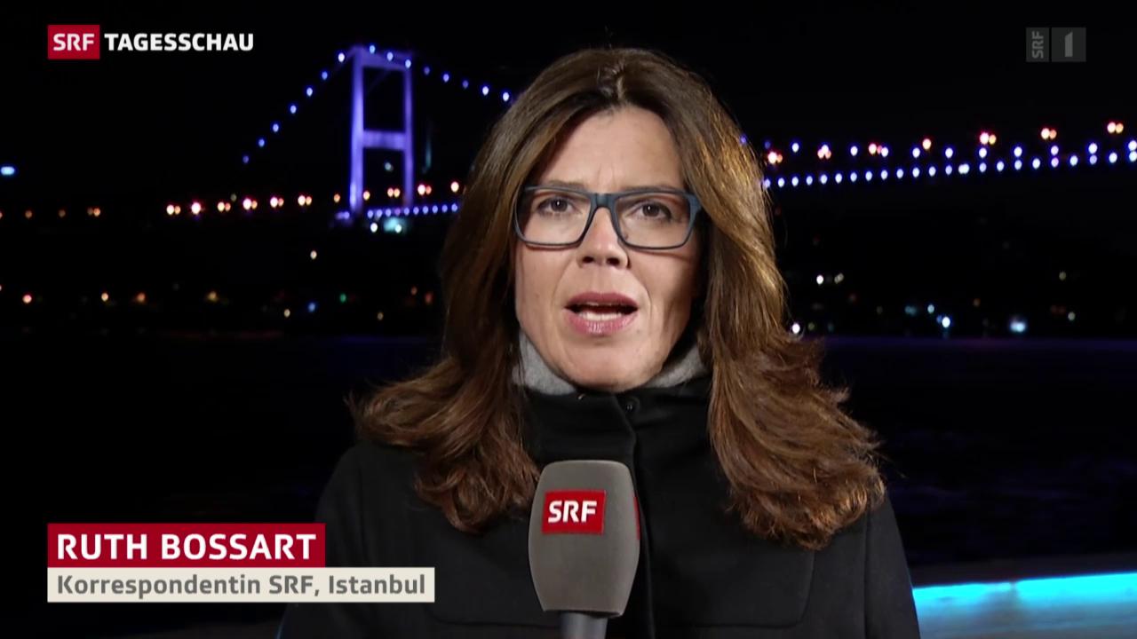 Einschätzungen von SRF-Korrespondentin Ruth Bossart