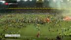 Video «YB ist Schweizer Meister» abspielen
