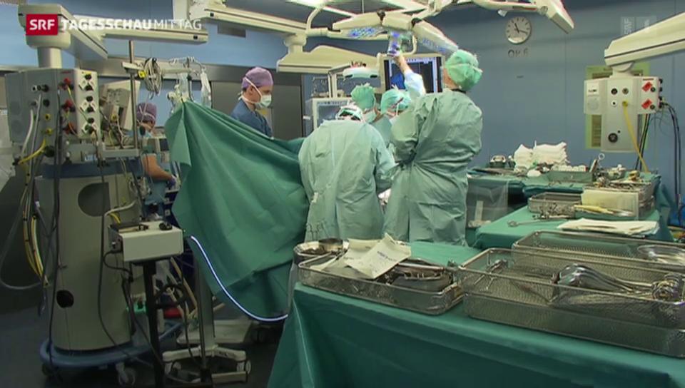 Die Organspenden-Debatte