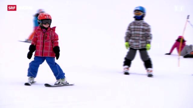 Der Bund als Skiförderer