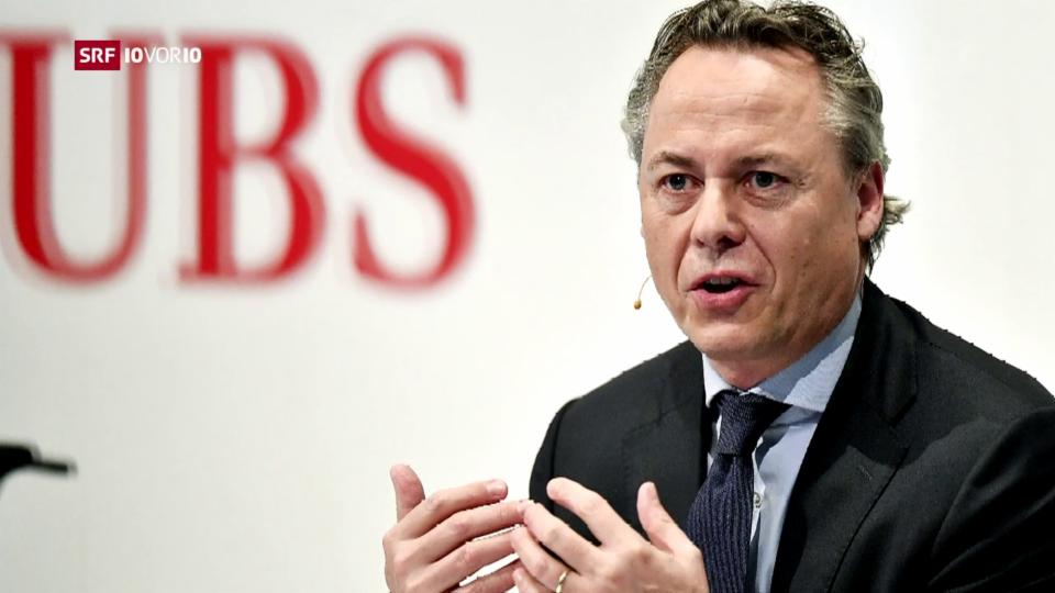Aus dem Archiv: Ralph Hamers – der neue Chef der UBS
