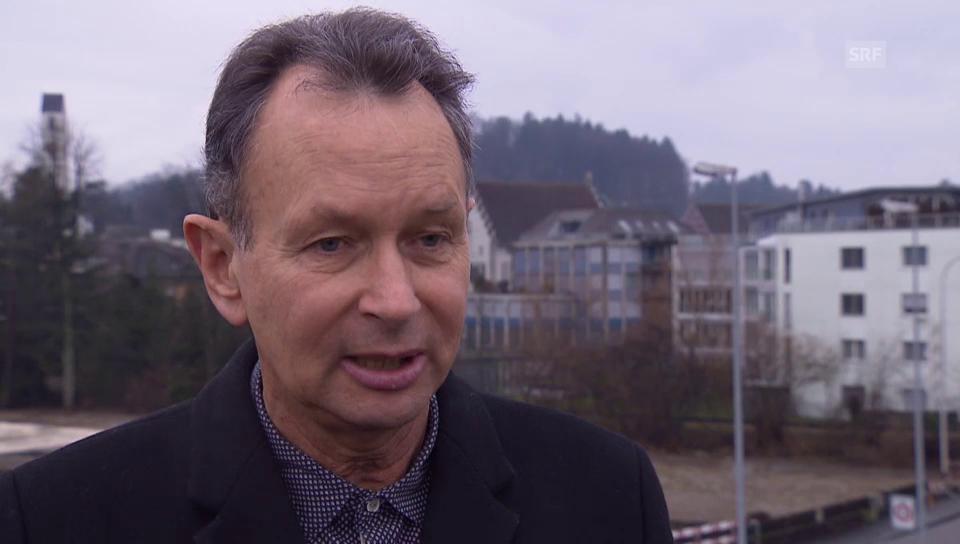 Philipp Müller zu Brunners Rücktritt