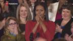 Video «Goodbye, Michelle Obama» abspielen