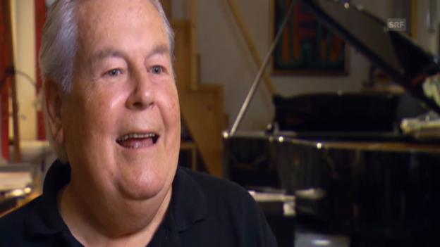 Video «In Gedenken an George Gruntz» abspielen