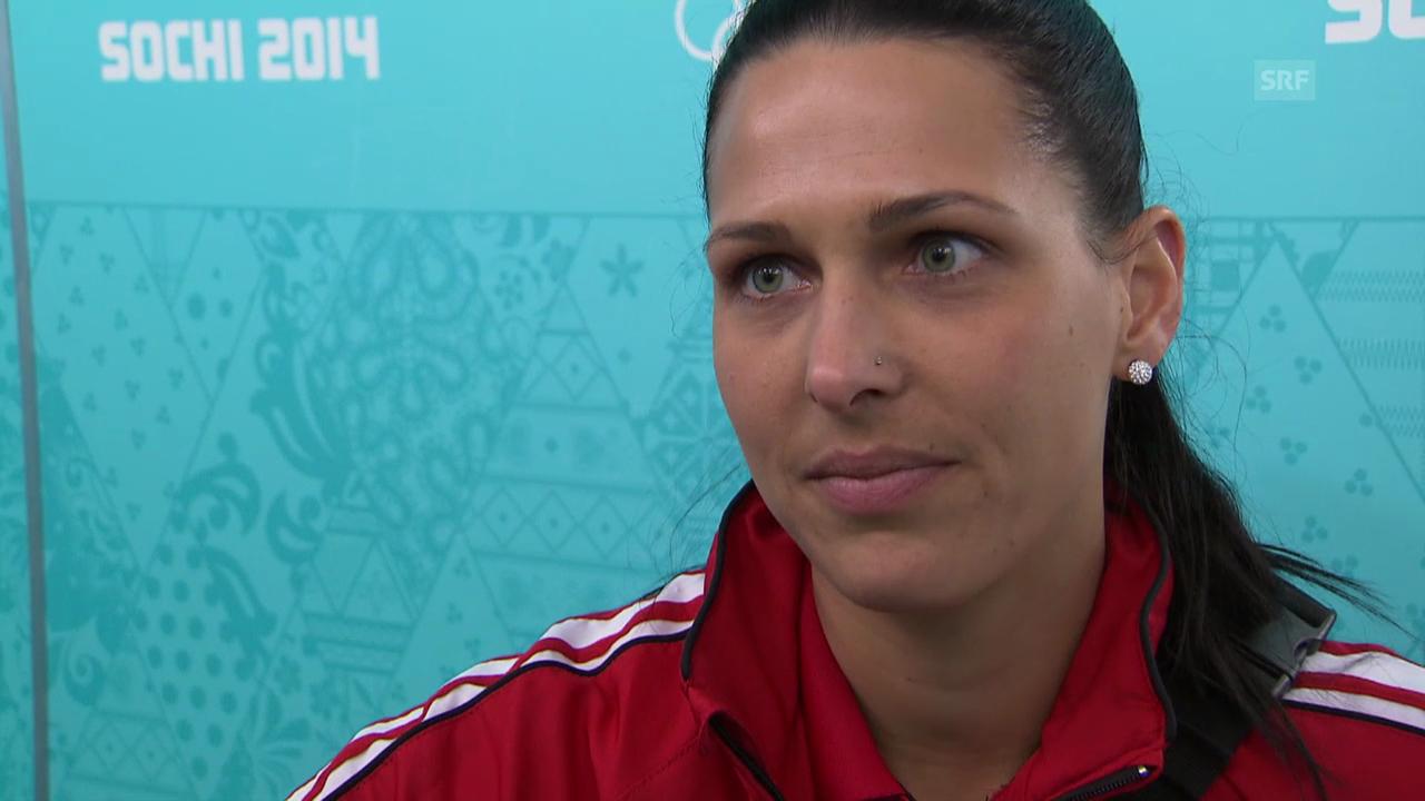 Curling: Interview Carmen Schäfer