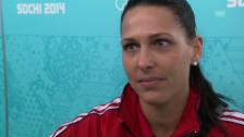 Video «Curling: Interview Carmen Schäfer» abspielen