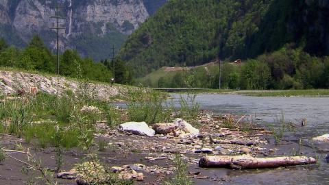 Das Wiedererwachen der Flüsse: Wasser versetzt Berge (1/3)