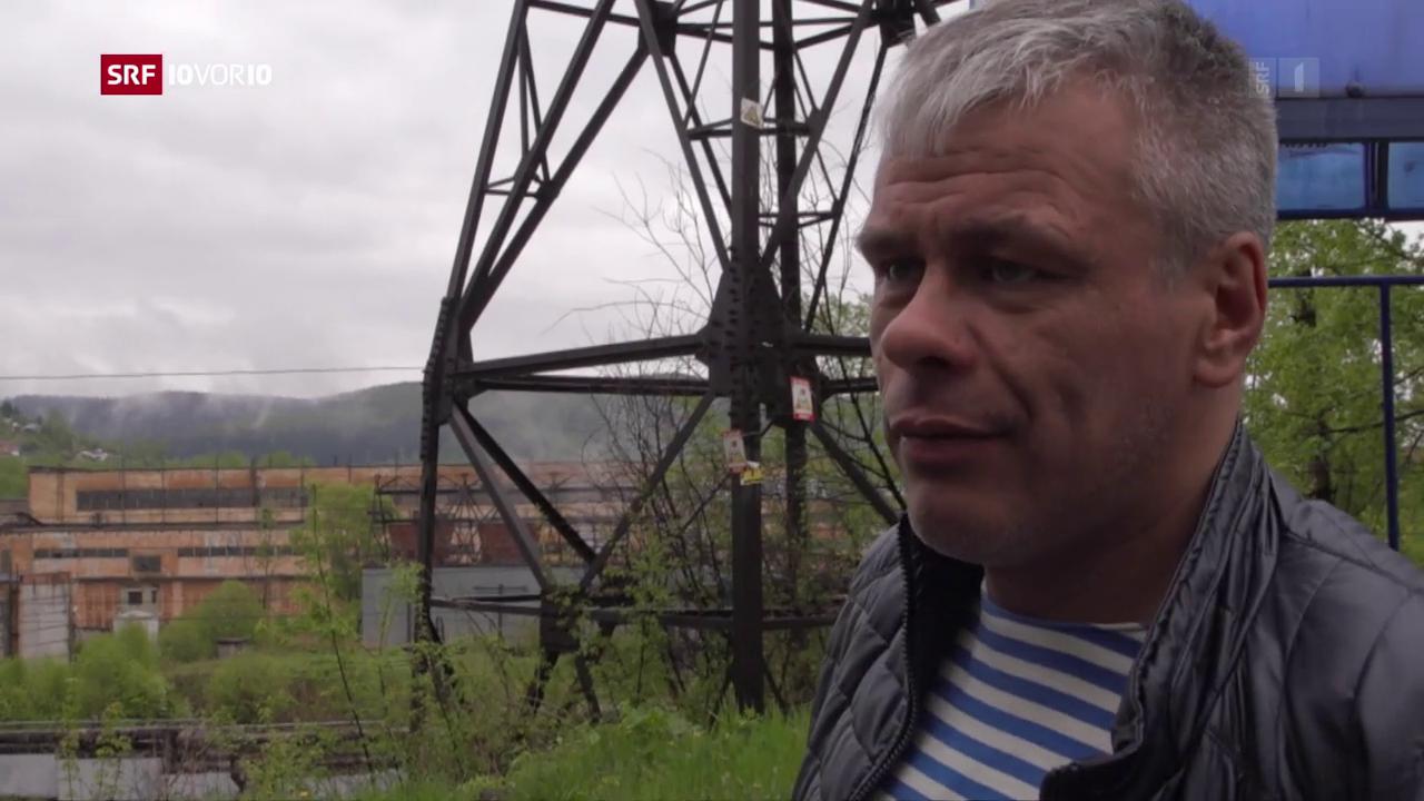 Serie «Meine letzten Fragen»: Kämpfer Alexander Negrebezkich