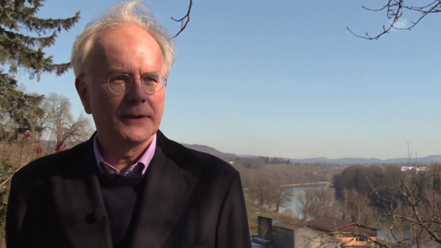 Video «Harald Schmidt übers Teilen» abspielen
