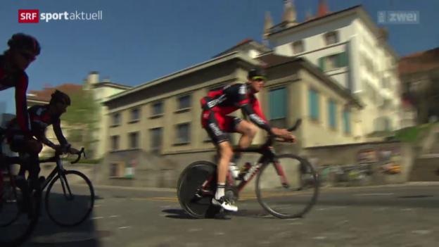 Video «Rad: Vorschau auf die Tour de Romandie» abspielen