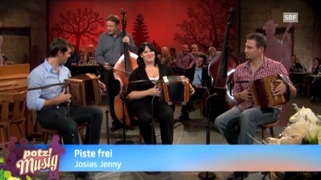 Video «Piste frei - Josias Jenny» abspielen