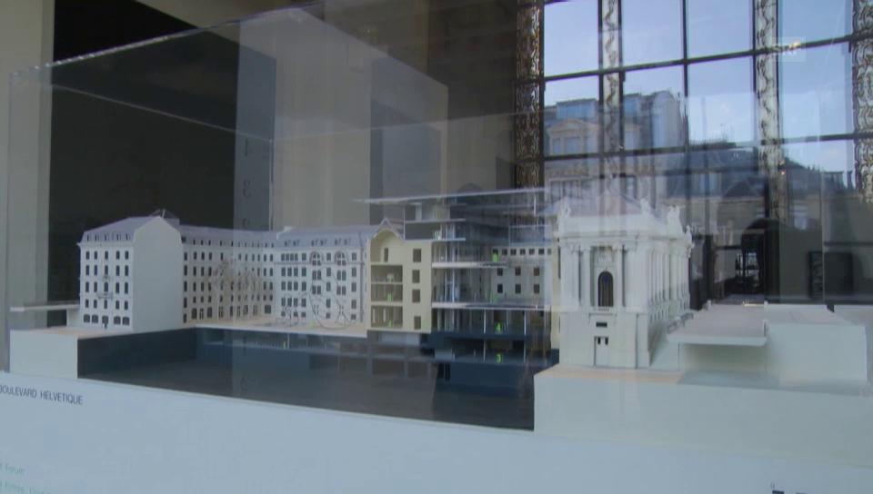 Nouvel-Bau in Genf bleibt ein Traum
