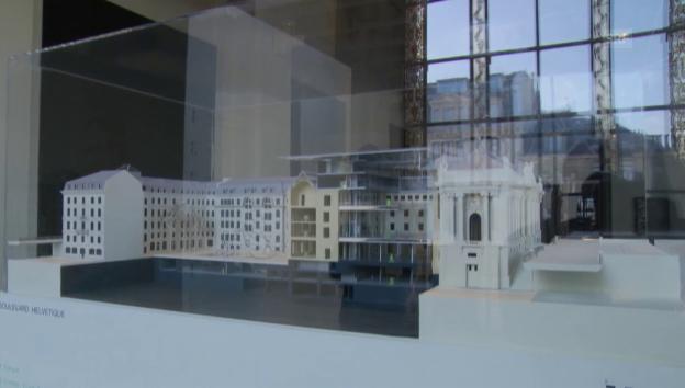 Video «Nouvel-Bau in Genf bleibt ein Traum» abspielen