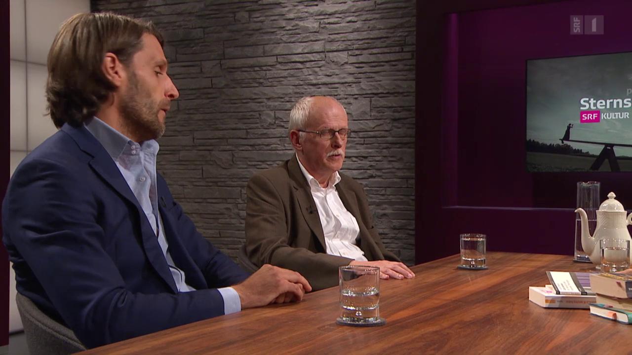 Die Gretchenfrage: Philipp Hübl und Holm Tetens