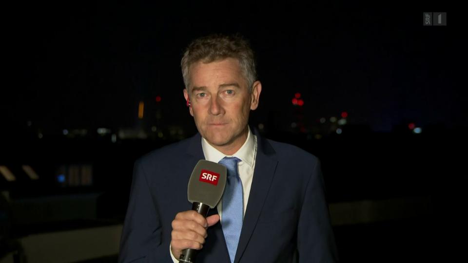 Korrespondent Peter Balzli: «Wir haben eine Patt-Situation»