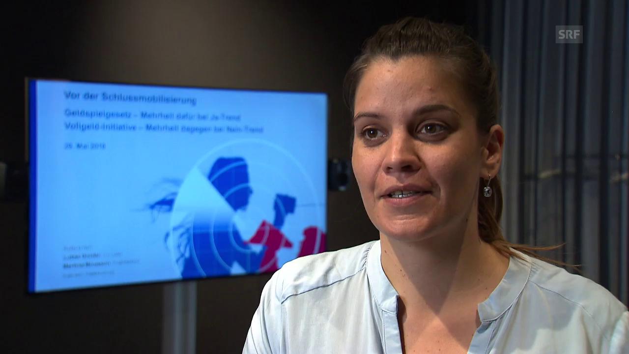 Politikwissenschafterin Martina Mousson räumt der Initiative kaum noch Chancen ein