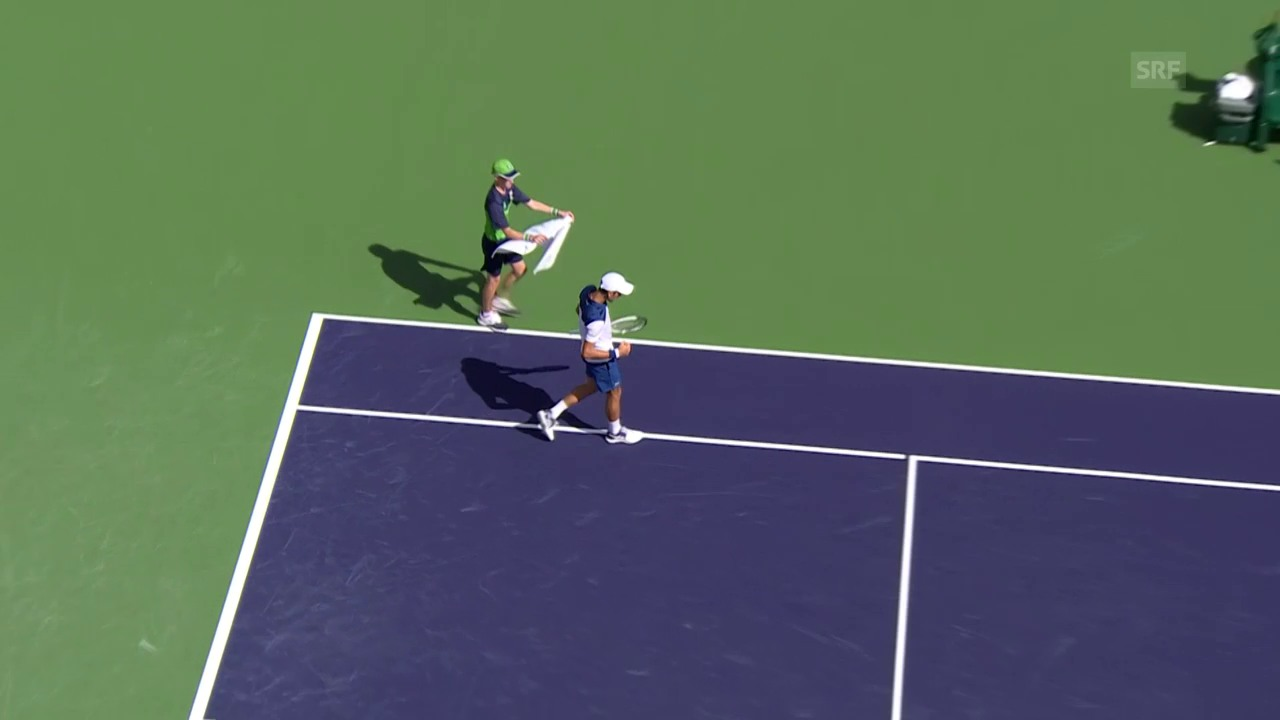 Comeback missglückt: Djokovic out