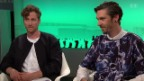 Video «Stefan Rechsteiner und Patrick Rüegg» abspielen