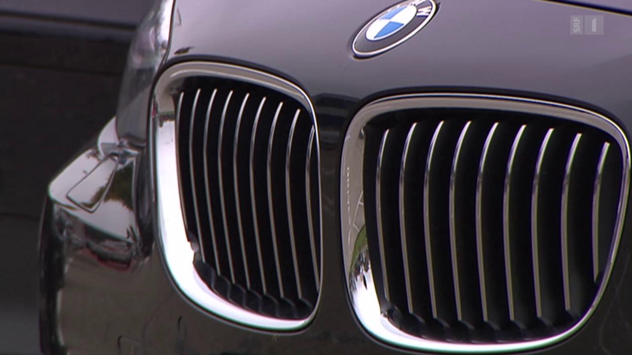 156-Millionen-Busse gegen BMW bestätigt