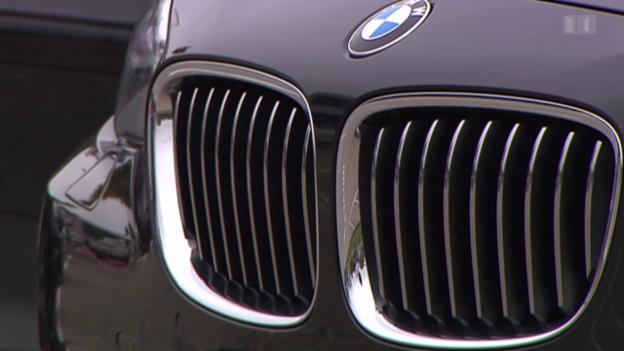Video «156-Millionen-Busse gegen BMW bestätigt» abspielen
