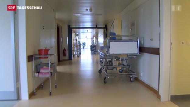 Video «Unterschiedliche Krankenkassenprämien verärgern zusätzlich» abspielen