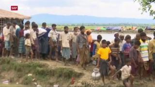 Video «Rohingya – Flüchtlingskrise in Asien» abspielen