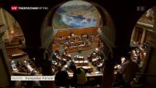 Video «Debatte um Schweizer Entwicklungshilfe» abspielen
