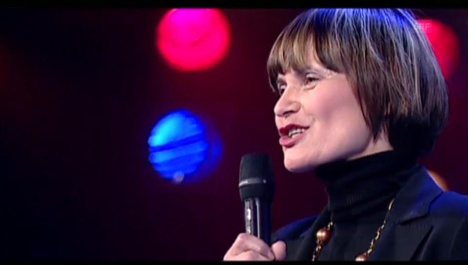 Micheline Calmy-Rey: «Les trois cloches»