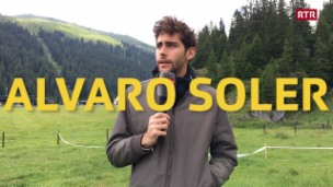 Laschar ir video «Alvaro Soler - Quiz da festivals»