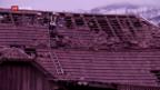 Video «Welche Schäden hinterlässt «Burglind»?» abspielen