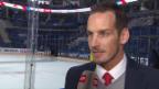 Video «Interview mit Patrick Fischer nach 1. WM-Sieg» abspielen