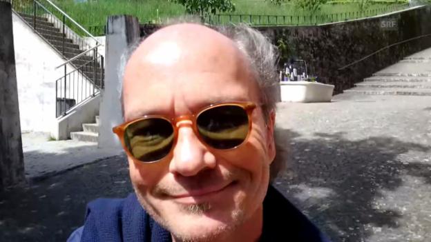 Video «Christian Frei über «Sleepless in New York»» abspielen