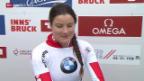 Video «Marina Gilardoni verpasst das Podest bei der Skeleton-WM knapp» abspielen