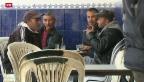 Video «Reportage aus Tunis» abspielen