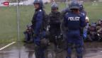 Video «So funktioniert Polizei-Ausbildung in der Schweiz» abspielen