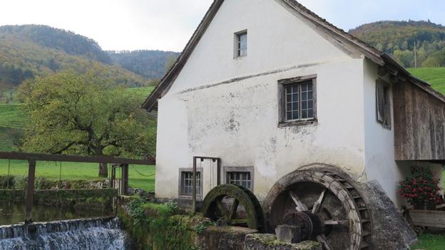 Gehen oder bleiben? Zwei Beinwiler sprechen über ihr Dorf. (12.10.17)