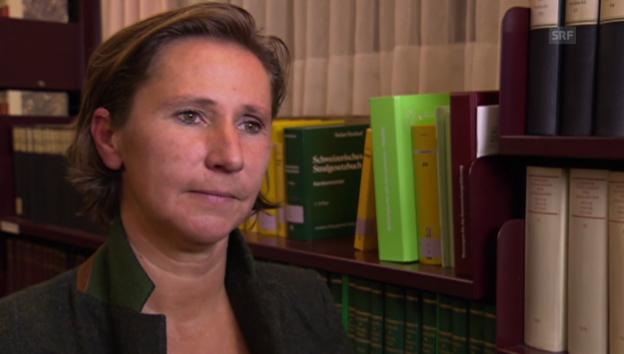 Video «Corinne Bauvard zu den Vorwürfen» abspielen
