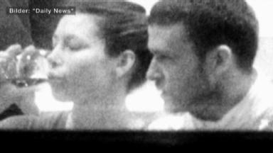 Video «2007: Liebes-News von Justin Timberlake und Jessica Biel» abspielen
