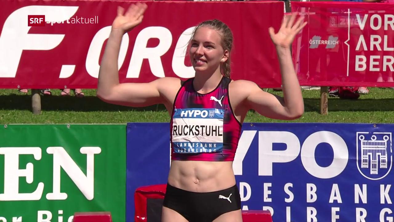 Sports Awards: Porträt Géraldine Ruckstuhl