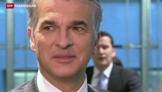 Video «UBS kehrt 2013 zurück auf Gewinn-Strasse » abspielen