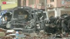 Video «Erste Festnahmen nach Anschlägen in der Türkei» abspielen