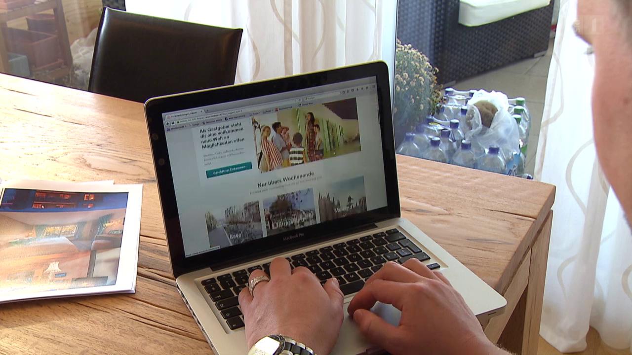 Risikozone Airbnb: Betrüger haben leichtes Spiel