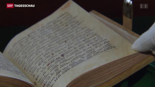 Video ««Abracadabra» – Medizin im Mittelalter» abspielen