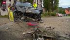 Video «Verkehrsunfälle wegen Alkohol» abspielen
