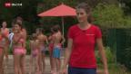 Video «Bademeister – ein anspruchsvoller Job» abspielen